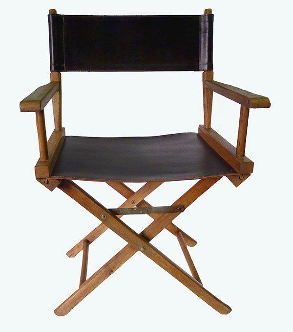 Bei reali sedia regista for Sedia design regista